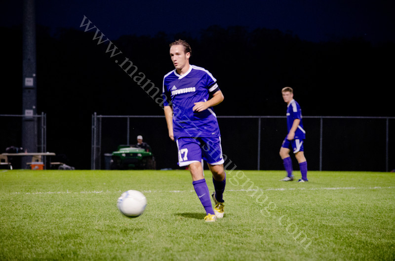 Brownsburg High School Soccer Player - 2013 - Image ID # 5470