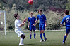 May 10, 2008<br /> Tippco Blue Heat vs Center Grove Fury<br /> Soccer Game