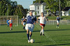 8160 <br /> High School Soccer 2011<br /> Soccer Game<br /> Rossville vs Central Catholic