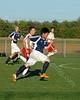 8164 <br /> High School Soccer 2011<br /> Soccer Game<br /> Rossville vs Central Catholic