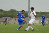 #5 Chris<br /> High School Soccer<br /> September 10, 2011<br /> Harrison Raiders<br /> vs<br /> Frankfort Hot Dogs