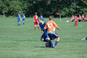 September 16, 2007 <br /> Tippco Blue Heat vs Fusion SA Soccer Match<br /> Great Game<br /> Zac