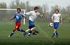 Alex - Walker - Star Soccer - Blue Heat<br /> April 27, 2008<br /> Soccer Match at Muncie Sportsplex<br /> Tippco Blue Heat vs Starsoccer Flyers
