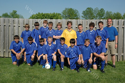 Soccer Group Photos