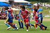 97 FCCA ROWAN UNITED U12 vs 97 JAMMERS GOLD 2009 Winston-Salem Twin City Classic Soccer Tournament Saturday, August 22, 2009 at BB&T Soccer Park Advance, North Carolina (file 121545_QE6Q8966_1D2N)