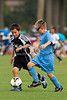 98 FCCA HUNTERSVILLE CLAYMORES vs 98 LNSC BLUE 2009 Winston-Salem Twin City Classic Soccer Tournament Saturday, August 22, 2009 at BB&T Soccer Park Advance, North Carolina (file 181248_NF5A5701_1D2)