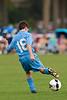 98 FCCA HUNTERSVILLE CLAYMORES vs 98 LNSC BLUE 2009 Winston-Salem Twin City Classic Soccer Tournament Saturday, August 22, 2009 at BB&T Soccer Park Advance, North Carolina (file 180836_NF5A5683_1D2)