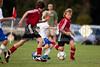98 HFC WHITE vs 98 TWINS BLUE 2009 Winston-Salem Twin City Classic Soccer Tournament Saturday, August 22, 2009 at BB&T Soccer Park Advance, North Carolina (file 192147_NF5A5768_1D2)