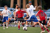 98 HFC WHITE vs 98 TWINS BLUE 2009 Winston-Salem Twin City Classic Soccer Tournament Saturday, August 22, 2009 at BB&T Soccer Park Advance, North Carolina (file 195338_NF5A5830_1D2)