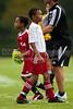 U11 JASA LANCERS vs U11 FCCA CHALLENGE 2009 Winston-Salem Twin City Classic Soccer Tournament Saturday, August 22, 2009 at BB&T Soccer Park Advance, North Carolina (file 084544_803Q0984_1D3)