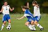 U12 LADY TWINS ROYAL vs LADY TWINS RED 2009 Winston-Salem Twin City Classic Soccer Tournament Friday, August 21, 2009 at BB&T Soccer Park Advance, North Carolina (file 190109_803Q0678_1D3)
