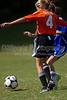 U13 Girls CASL Nitro vs CASL SURGE G<br /> 2011 ChallengeFest Tournament<br /> Sunday, October 09, 2011 at Sara Lee Soccer Complex<br /> Winston-Salem, NC<br /> (file 144758_BV0H7165_1D4)