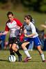 U14 Girls  CASL COUGARS G  vs TCYSA Lady Twins Red<br /> 2011 ChallengeFest Tournament<br /> Saturday, October 08, 2011 at Sara Lee Soccer Complex<br /> Winston-Salem, NC<br /> (file 095924_BV0H5854_1D4)