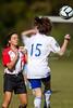 U14 Girls  CASL COUGARS G  vs TCYSA Lady Twins Red<br /> 2011 ChallengeFest Tournament<br /> Saturday, October 08, 2011 at Sara Lee Soccer Complex<br /> Winston-Salem, NC<br /> (file 095939_BV0H5856_1D4)