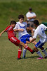 U14 TWINS ROYAL vs SGCSA 97 FLAMES 2011 Winston-Salem Twin City Classic Tournament Saturday, August 20, 2011 at BB&T Soccer Park Advance, NC (file 110124_BV0H8561_1D4)
