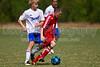 U14 TWINS ROYAL vs SGCSA 97 FLAMES 2011 Winston-Salem Twin City Classic Tournament Saturday, August 20, 2011 at BB&T Soccer Park Advance, NC (file 110137_BV0H8565_1D4)