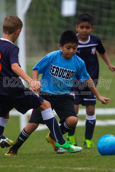 GUIL RAND PERUCHOS vs NCUSA 03 BOYS NAVY Winston Salem Twin City Classic Soccer Tournament Saturday, August 17, 2013 at BB&T Soccer Park Advance, North Carolina (file 140820_BV0H0574_1D4)