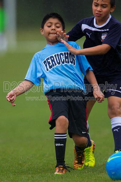 GUIL RAND PERUCHOS vs NCUSA 03 BOYS NAVY Winston Salem Twin City Classic Soccer Tournament Saturday, August 17, 2013 at BB&T Soccer Park Advance, North Carolina (file 141335_BV0H0600_1D4)