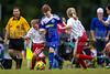 TCYSA 02 LADY TWINS BLUE vs EAST WAKE 02 LADY HAMMERS-WHITE Winston Salem Twin City Classic Soccer Tournament Sunday, August 18, 2013 at BB&T Soccer Park Advance, North Carolina (file 111322_BV0H1451_1D4)