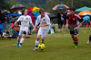 TCYSA TWINS WHITE vs 01 HFC WHITE Winston Salem Twin City Classic Soccer Tournament Saturday, August 17, 2013 at BB&T Soccer Park Advance, North Carolina (file 085544_803Q3422_1D3)