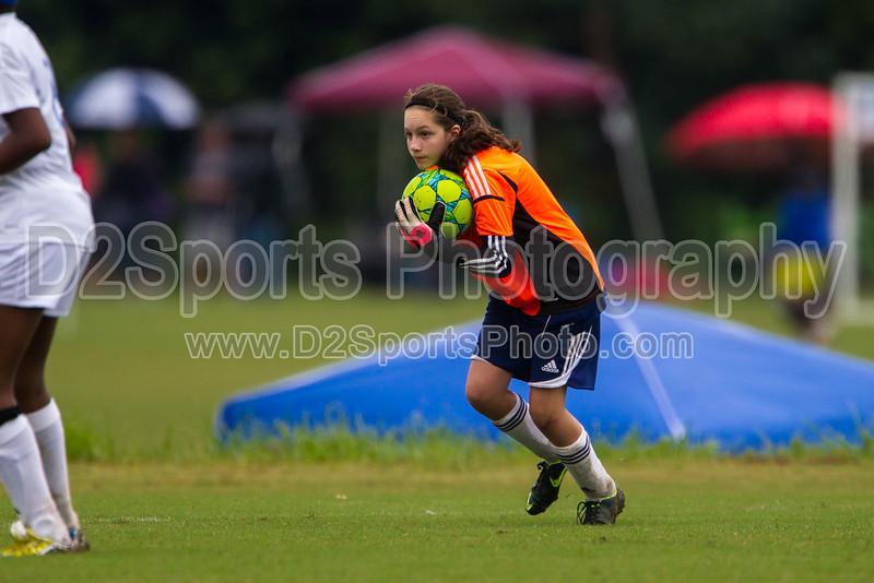 TCYSA U 14 LADY TWINS RED vs GREENSBORO UNITED U-13 FREEDOM Winston Salem Twin City Classic Soccer Tournament Saturday, August 17, 2013 at BB&T Soccer Park Advance, North Carolina (file 115239_BV0H0207_1D4)
