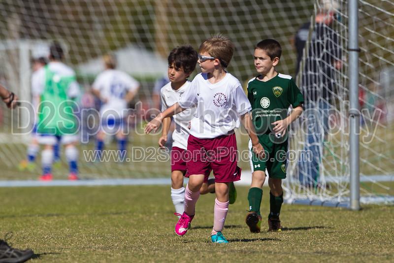 U10 Boys BSC ARSENAL vs. CUF AC MILAN