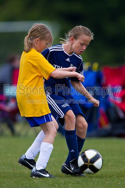 CVYSA BLUE G vs TFC YELLOW G - GIRLS 6V6 Academy Showcase Sunday, May 13, 2012 at BB&T Soccer Park Advance, North Carolina (file 103121_BV0H1776_1D4)