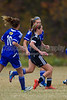 97 NCSF Elite G vs CSA Charlotte SA Predator G - U15<br /> North Carolina USYS State Cup Preliminary Matches<br /> Sunday, November 04, 2012 at Mazeppa Rd Park<br /> Mooresville, NC<br /> (file 140923_BV0H9763_1D4)