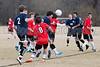 94 Boys - North Carolina 1 vs Georgia 1 ODP Sub-Regional Tournament Saturday, January 08, 2011 at BB&T Soccer Park Advance, NC (file 105237_803Q1562_1D3)
