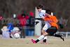 95 Boys - Tennessee 1 vs North Carolina 1 ODP Sub-Regional Tournament Saturday, January 08, 2011 at BB&T Soccer Park Advance, NC (file 115708_BV0H1996_1D4)
