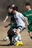 U19 FREDERICKBURG AREA SA ELITE vs TUSA 92 TRIANGLE UNITED GOLD BB&T Field 1 Saturday, March 06, 2010 at BB&T Soccer Park Advance, North Carolina (file 102501_803Q8445_1D3)