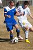 U19 JSC 92 JAMMERS BLUE vs SWANSBORO 92 SSA COASTAL FORCE BB&T Field 7 Saturday, March 06, 2010 at BB&T Soccer Park Advance, North Carolina (file 154022_QE6Q4082_1D2N)