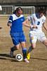 U19 JSC 92 JAMMERS BLUE vs SWANSBORO 92 SSA COASTAL FORCE BB&T Field 7 Saturday, March 06, 2010 at BB&T Soccer Park Advance, North Carolina (file 154022_QE6Q4083_1D2N)