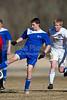 U19 JSC 92 JAMMERS BLUE vs SWANSBORO 92 SSA COASTAL FORCE BB&T Field 7 Saturday, March 06, 2010 at BB&T Soccer Park Advance, North Carolina (file 154003_803Q9498_1D3)