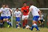 Duke Blue Devils vs UVa Cavaliers Men's Soccer Twin City Friendlies Boys Showcase Saturday, March 26, 2011 at BB&T Soccer Park Advance, NC (file 134016_BV0H3338_1D4)