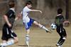 96 CUFC GREEN vs 96 TWINS BLUE 2011 Twin City Friendlies, Field #2 Sunday, January 30, 2011 at BB&T Soccer Park Advance, NC (file 124708_BV0H5375_1D4)
