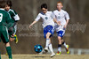 98 FCCA ROWAN ELITE vs 98 TWINS WHITE 2011 Twin City Friendlies, Field #7 Saturday, January 29, 2011 at BB&T Soccer Park Advance, NC (file 133449_BV0H4060_1D4)