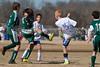98 FCCA ROWAN ELITE vs 98 TWINS WHITE 2011 Twin City Friendlies, Field #7 Saturday, January 29, 2011 at BB&T Soccer Park Advance, NC (file 133234_803Q2836_1D3)
