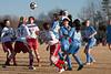 99 CASL SPARTAN ELITE BLACK vs 99 LAKE NORMAN LADY BLACK 2011 Twin City Friendlies, Field #5A Saturday, January 29, 2011 at BB&T Soccer Park Advance, NC (file 163221_803Q2894_1D3)