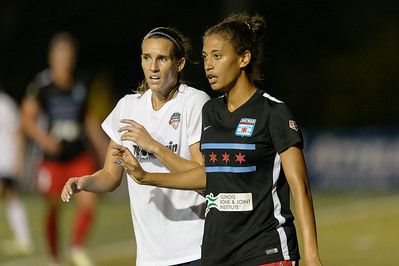 Washington Spirit @ Chicago Red Stars @ Benedictine University 08.16.15