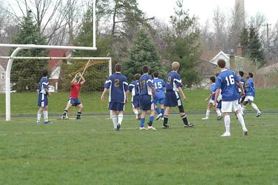 SMS 2007 Sr Game 4 vs CATH - April 25, 2007