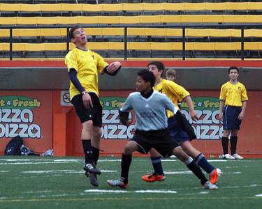 Wednesday May 18, 2011: Game 5 vs BT ... Loss 0-4