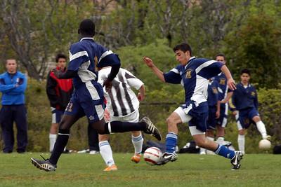 SMS Soccer Sr 2008 QF vs BR - May 20, 2008