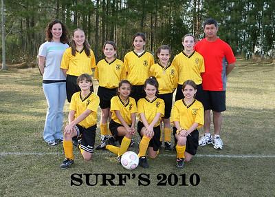 Surf's 2010