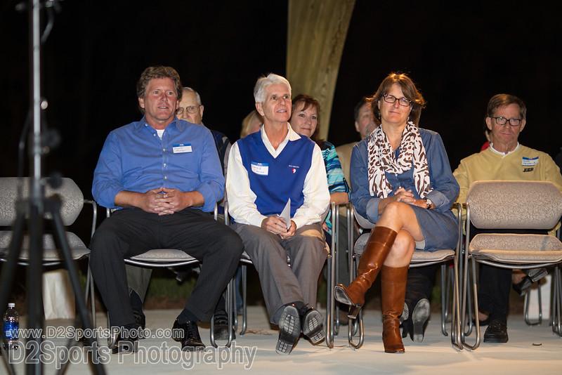 Halstead Overlook Dedication<br /> Wednesday, November 06, 2013 at BB&T Soccer Park<br /> Advance, North Carolina<br /> (file 191217_BV0H4096_1D4)