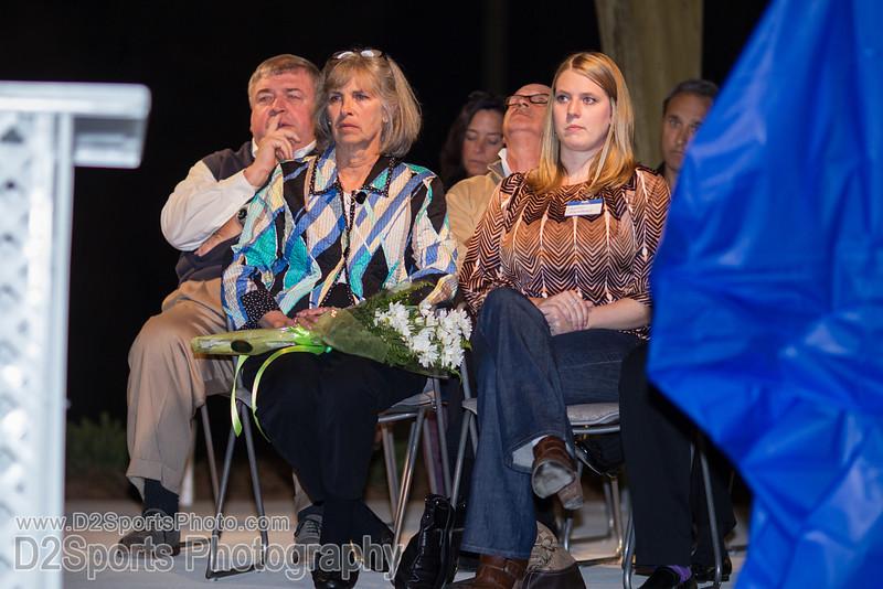 Halstead Overlook Dedication<br /> Wednesday, November 06, 2013 at BB&amp;T Soccer Park<br /> Advance, North Carolina<br /> (file 191153_BV0H4095_1D4)