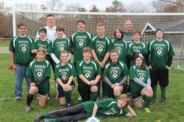 GREEN TEAM PHOTOS 11-2-2012