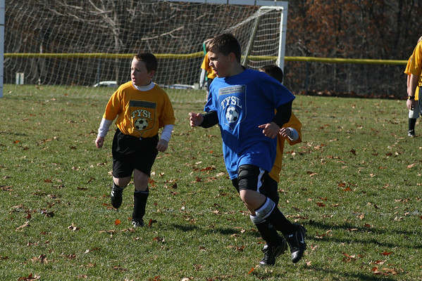 last soccer game fall 09