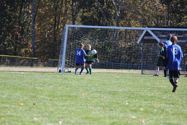 Soccer 10-13-12 (GREEN V BLUE)