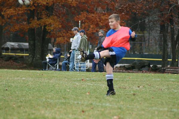 Soccer 10-31-09
